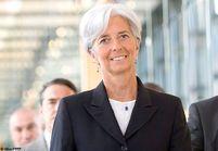 Christine Lagarde : nouvelle patronne du FMI