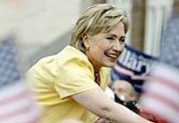 Hillary Clinton : succès et tremblements