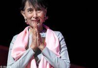 Les femmes de la semaine : visite historique d'Aung San Suu Kyi à Paris