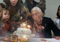 A 114 ans, elle se rajeunit pour s'inscrire sur Facebook