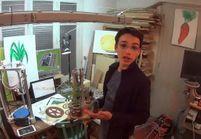 A 14 ans, un Français devient le premier lauréat de la Google Science Fair