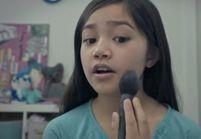 A voir : de faux tutos beauté dénoncent les violences sexuelles faites aux enfants
