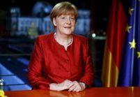 Angela Merkel continuera d'accueillir des réfugiés en 2016