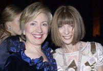 Anna Wintour rêve de voir Hillary Clinton présidente