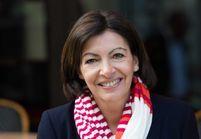 Anne Hidalgo, nouvelle maire de Paris