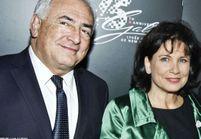 Anne Sinclair ne souhaiterait pas que DSK reste au FMI