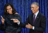 Barack et Michelle Obama - séries, émissions, films : leur nouvelle vie de… producteurs télé