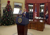 Barack Obama : « Nous ne réussirons pas si nous cédons à la peur »