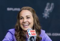 Becky Hammon, 1ere femme entraîneure en NBA