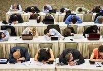 Burnout au travail : trois millions de Français touchés