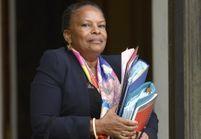Christiane Taubira «combat avec vigueur» l'apologie du terrorisme