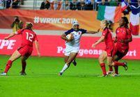 Coupe du monde de Rugby féminin: les Bleues n'ont pas tout perdu
