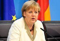 Crise financière : les Français plébiscitent Angela Merkel