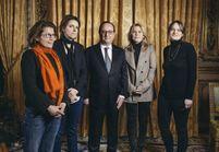 Dans les coulisses de l'interview de François Hollande pour ELLE