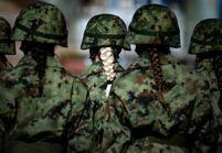 David Cameron veut autoriser les femmes soldats à s'engager en première ligne