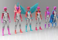 Des super-héroïnes féministes pour contrer Barbie