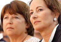 DSK : Martine Aubry et Ségolène Royal en désaccord