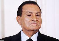 Egypte : le président Hosni Moubarak quitte le pouvoir