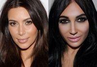 Prête à tout pour ressembler à Kim Kardashian