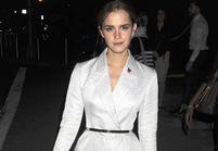Emma Watson s'engage avec Facebook pour la journée de la femme
