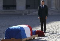 Emmanuel Macron, son discours hommage à Aznavour : « en France, les poètes ne meurent jamais »