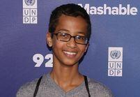 Etats-Unis : le collégien pris pour un terroriste a rencontré Barack Obama