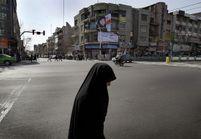 Femmes journalistes en Iran : la photo choc