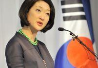 Fleur Pellerin : première visite en Corée, son pays natal