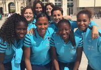 Foot : les Bleues vont aux J.O. de Rio