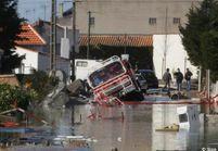France : 40 morts après le passage de la tempête Xynthia