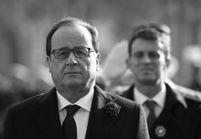 François Hollande annonce un deuil national de 3 jours