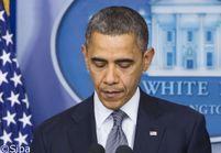 Fusillade de Newtown : Obama auprès des victimes