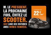 Gayet-Hollande: quand les pubs s'inspirent de la rumeur
