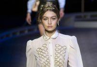 Gigi Hadid dit à nouveau stop au body shaming