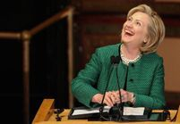 Hillary Clinton cherche un emploi sur Linkedin