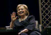 Hillary Clinton veut « vivre le moment présent »