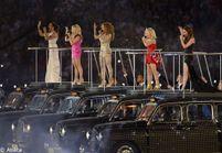 JO 2012 : clap de fin avec les Spice Girls, Muse et the Who
