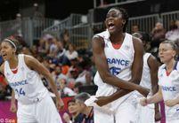 JO 2012 : les basketteuses françaises en demi-finale