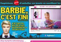Ken largue Barbie, elle l'a trahi !
