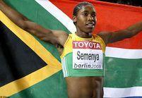 L'athlète Caster Semenya reprend la compétition féminine