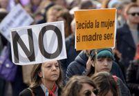 L'Espagne restreint l'accès à l'avortement aux mineures