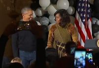 La dernière danse de Barack et Michelle Obama ?