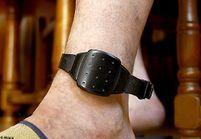 Le bracelet électronique pour conjoint violent testé à Nice