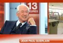 Le dérapage de Jean-Paul Guerlain fâche SOS Racisme