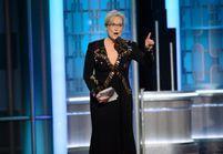 Le formidable discours de Meryl Streep aux Golden Globes