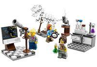 Lego lance un kit de femmes scientifiques à la demande d'une fillette
