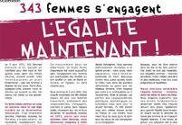 Les «343 salopes» reviennent réclamer l'égalité homme-femme
