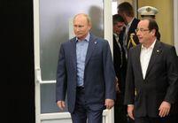 Les couples gays privés d'adoption en Russie, Hollande s'inquiète