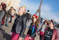 Les Femen réclament l'aide d'Anne Hidalgo