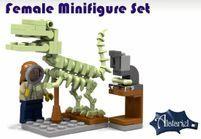 Les Lego se féminisent avec des figurines de femmes scientifiques